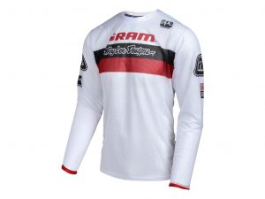 MAILLOT DE DESCENSO SPRINT AIR JERSEY TEAM MARCA TROY LEE DESIGNS.