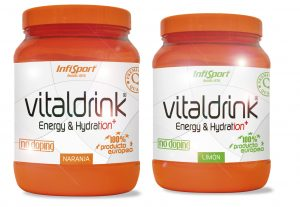 Vitaldrink Energy & Hydration +