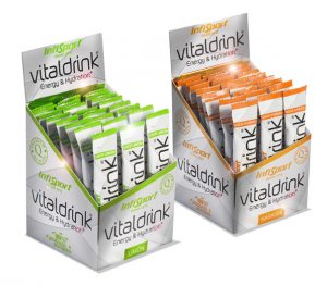 Vitaldrink Energy & Hydration +   20g