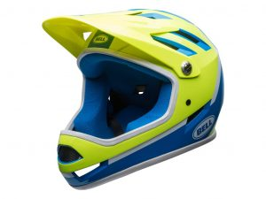 CASCO DE DESCENSO SANCTION MARCA BELL 1.
