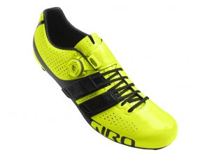 ZAPATILLAS CARRETERA FACTOR TECHLACE MARCA GIRO.
