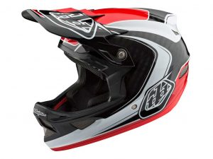 CASCO DE DESCENSO D3 CARBON MIPS MARCA TROY LEE DESIGNS.