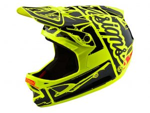 CASCO DESCENSO D3 FIBERLITE MARCA TROY LEE DESIGNS 1.