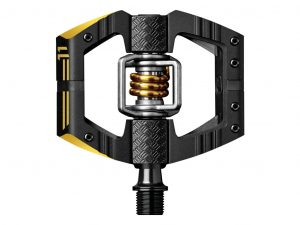 PEDALES AUTOMATICOS ENDURO MALLET E11 MARCA CRANKBROTHERS.