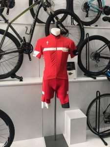 MAILLOT ROJO SPECIALIZED.