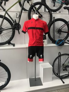 MAILLOT ROJO ESPECIALIZED RBX